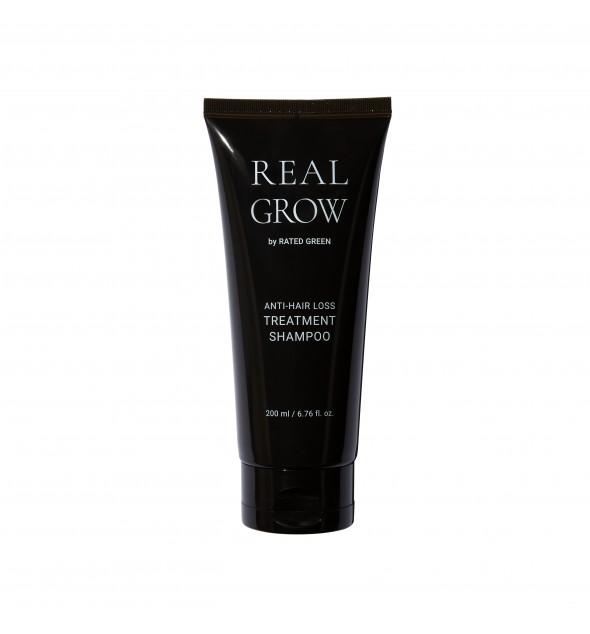 REAL GROW ANTI-HAIR LOSS TREATMENT SHAMPOO
