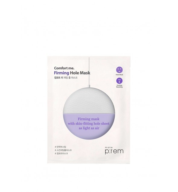 Comfort me. Firming hole mask
