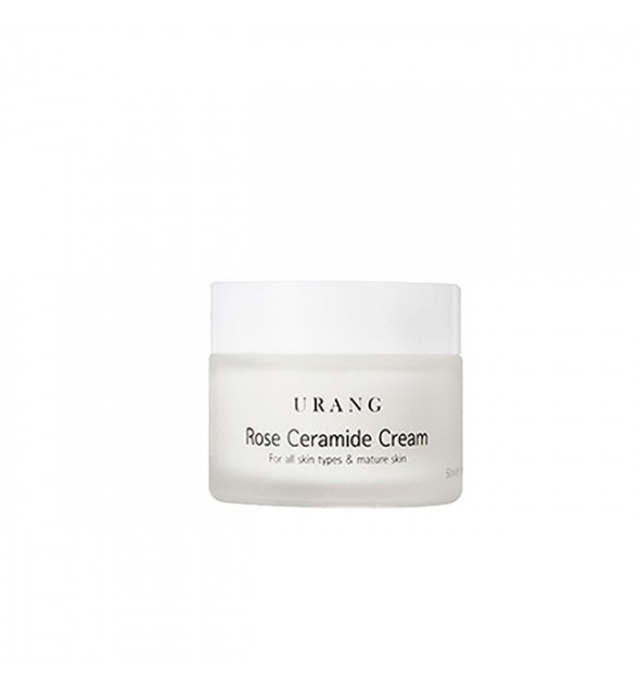 ROSE CERAMIDE CREAM - URANG