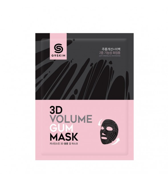 G9 3D VOLUME GUM MASK - G9 SKIN