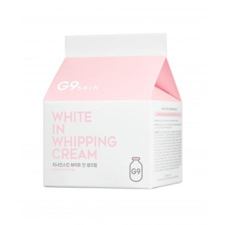 WHITE IN MILK WHIPPING CREAM