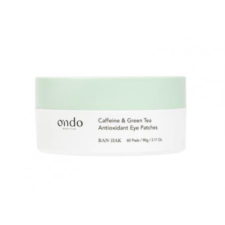 Caffeine Green Tea Eye Patches - Ondo Beauty 36.5
