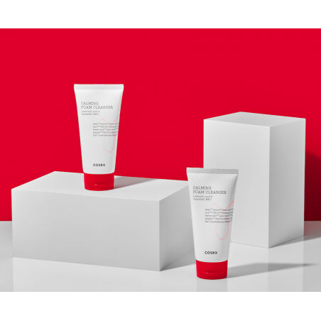 AC Collection Calming Foam Cleanser - Cosrx