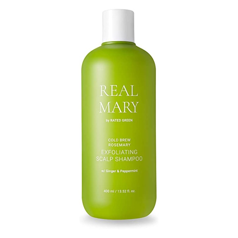 REAL MARY EXFOLIATING SCALP SHAMPOO - RATED GREEN