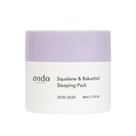 Bakuchiol & Squalane Sleeping Pack - Ondo Beauty 36.5