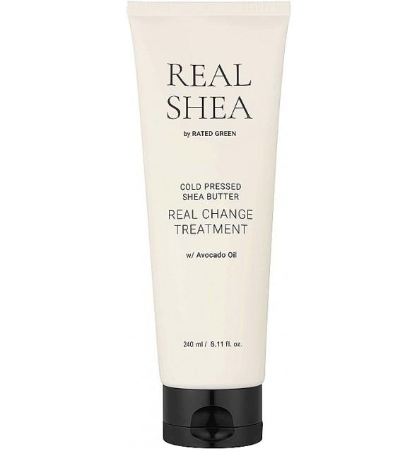 REAL SHEA REAL CHANGE TREATMENT