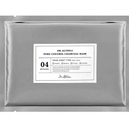 PORE-CONTROL CHARCOAL MASK - Dr. Althea