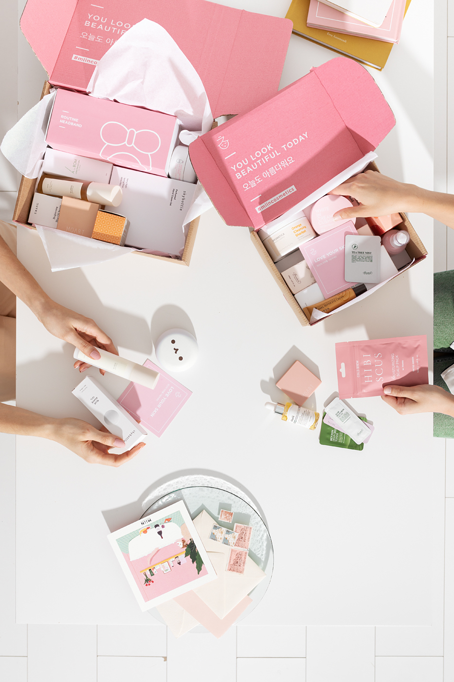 MiiN Cosmetics' Wholesale Division